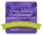 Certified Compassionate Bereavement Care® Provider