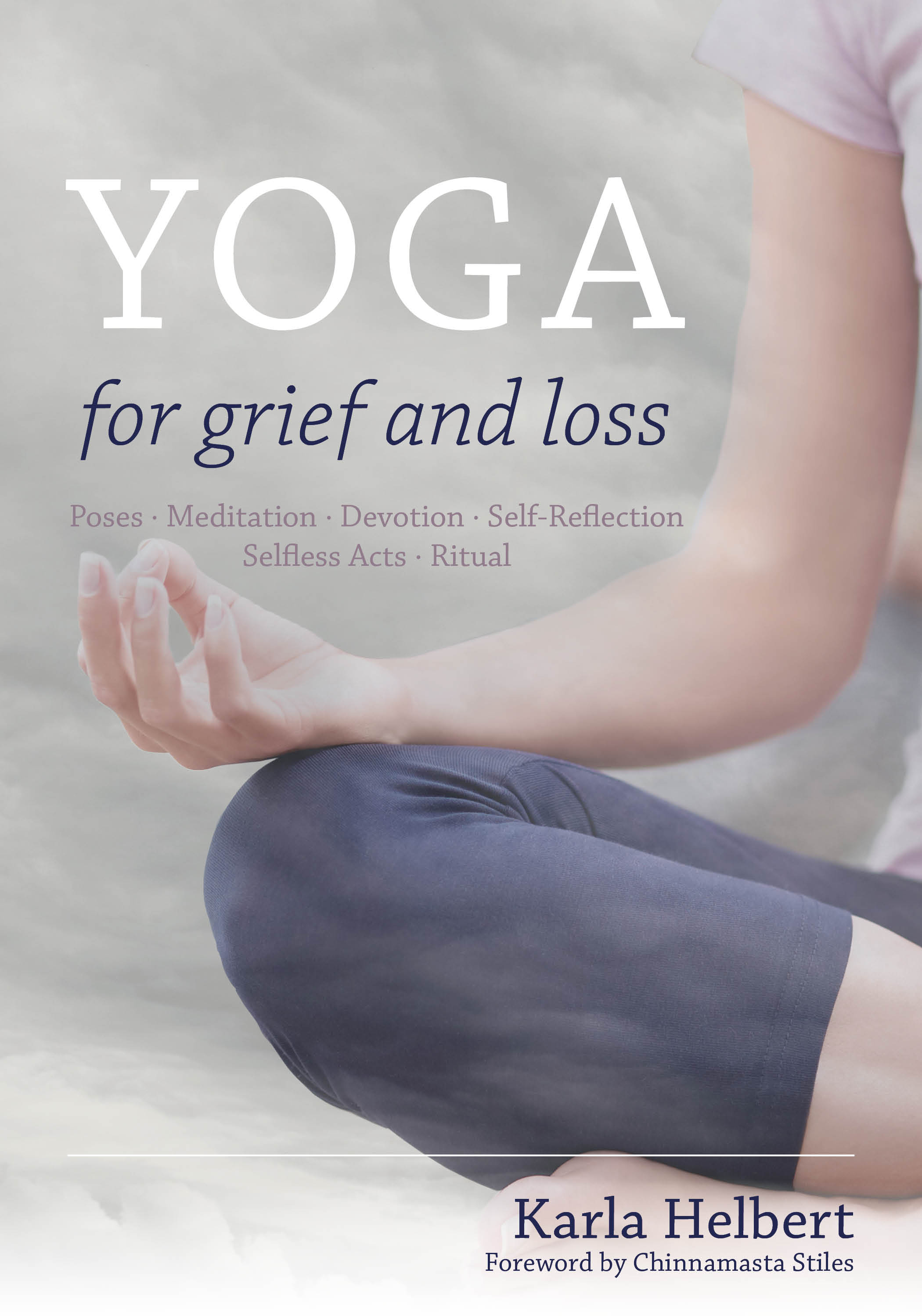 Helbert - yoga for grief and loss